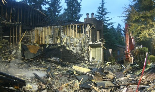 Bellevue's Massive Fire One Year Later