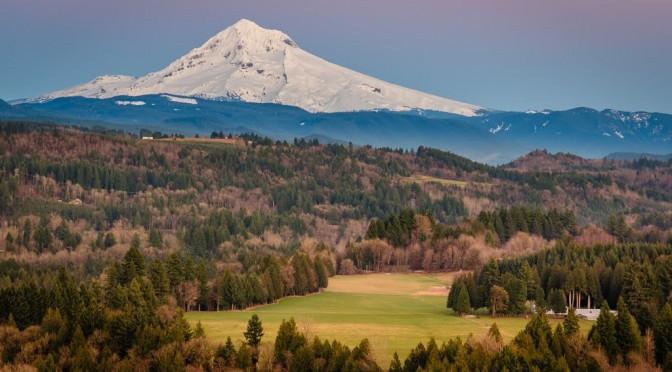 Goliath Fails to Topple David in Oregon