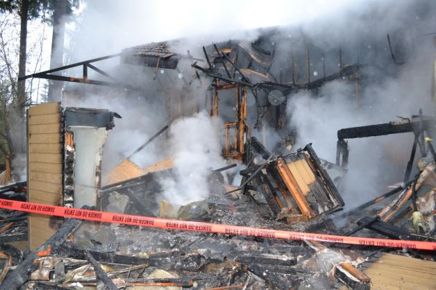 A hash oil explosion at a Bellevue apartment complex in November 2013 ultimately led to the death of the city's former mayor and injured several others. Photo: Courtesy U.S. District Court Of Western Washington