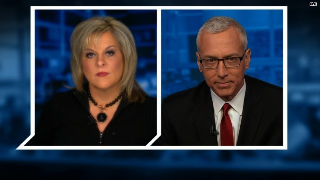 Dr. Drew Pinsky recently appeared on CNN with Nancy Grace