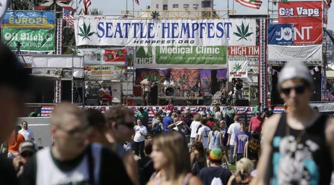 Washington's Marijuana Policies Still Chaotic