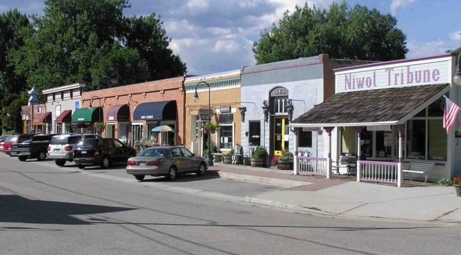 Niwot, Colorado, Fights Out-of-State Entrepreneurs