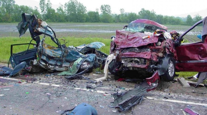 Stoned Driving Can't be Measured As Well as Drunk Driving