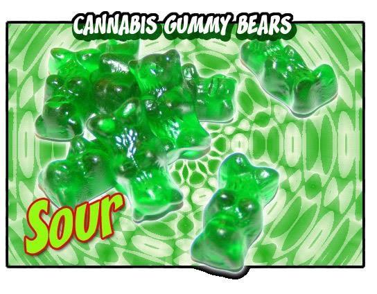 cannabisgummybear
