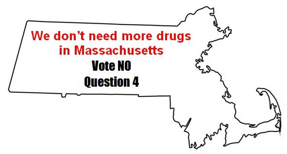 Massachusetts Group Donates Against Legal Pot, Promotes Healthy Drug Policy