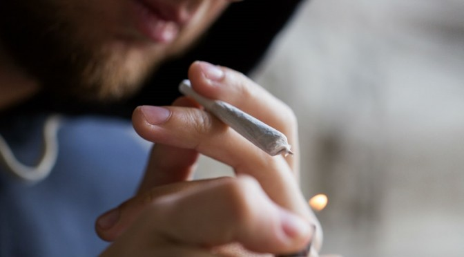 The Mechanisms of Addictive Behavior in Pot-Using Teens