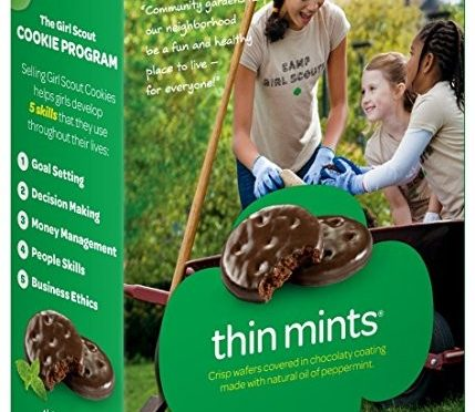 Girl Scouts Sue Marijuana Industry and Get Results