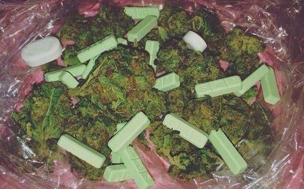 Teens, college students, young adults add Xanax to their marijuana