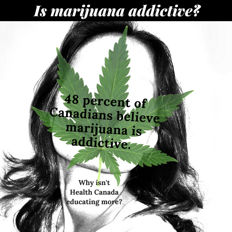 marijuana-addictive