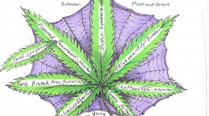 Marijuana is the Common Web Between So Many Mass Killers