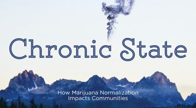 "Marijuana Documentary ""Chronic State"" Chronicles Societal Ills"