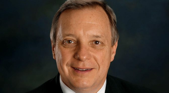 Senator Durbin, Illinois Bishops push back against legalizing marijuana