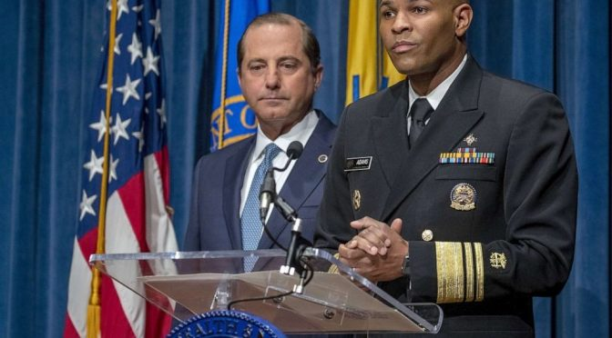 Surgeon General, HHS Secretary issue blunt warnings About Marijuana