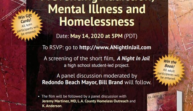Free Zoom Event to watch A Night in Jail