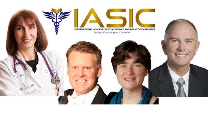 IASIC, International doctors' group formed to educate on marijuana