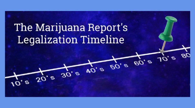 The Stealthy Progress of Marijuana Legalization